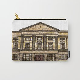 Shrewsbury Museum and Art Gallery, Sepia Carry-All Pouch