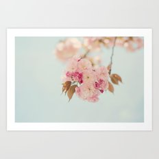 Sweet Like Spring Art Print