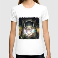 astronaut T-shirts featuring Astronaut by J ō v