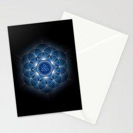 Metaphysics | Sacred geometry Stationery Cards