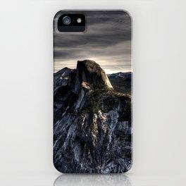 Glacier Point, October 2008 iPhone Case