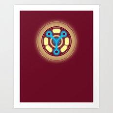 Flux Reactor Art Print
