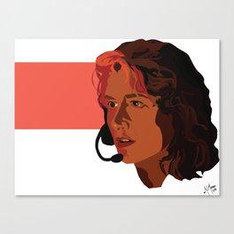 Sattler Canvas Print