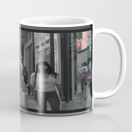 Reflections in Color: New York City Coffee Mug