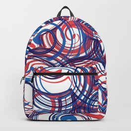 Swirls Backpack