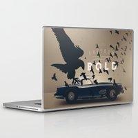 ferrari Laptop & iPad Skins featuring Ferrari by Seventy Two Studio