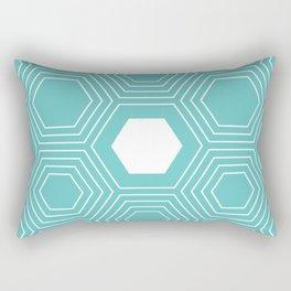 HEXMINT2 Rectangular Pillow