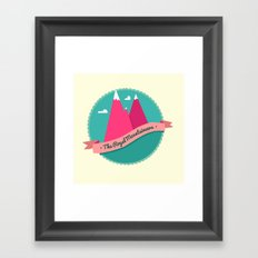 The Royal Mountaineers Framed Art Print