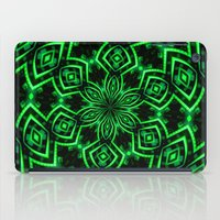 rave iPad Cases featuring Rave Explosive by Julie Maxwell