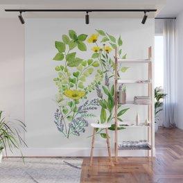 Springtime Wall Mural