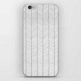 Herringbone iPhone Skin
