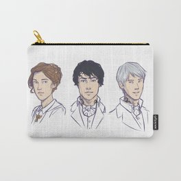 Herongraystairs Carry-All Pouch