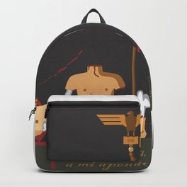 t.eye.tus andronicus Backpack