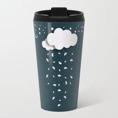 It's raining umbrellas Travel Mug