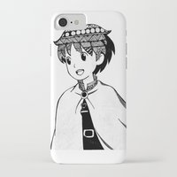 anime iPhone & iPod Cases featuring ANIME by PROXIMO