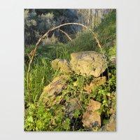 portal Canvas Prints featuring Portal by aeolia