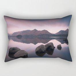 Derwentwater Sunrise - Lake District Rectangular Pillow