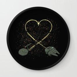 Wars Love Wall Clock