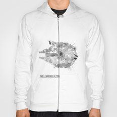 Star Wars Vehicle Millennium Falcon Hoody
