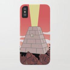 Pyramid iPhone X Slim Case