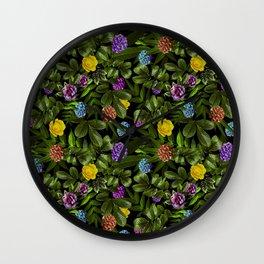 retiro_tropico Wall Clock