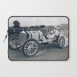 Race car Laptop Sleeve