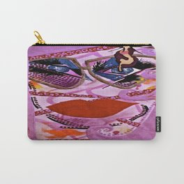 Miss Unique tetkaART Carry-All Pouch