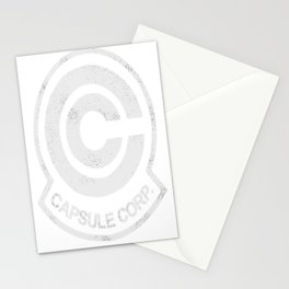 Capsule Corp Stationery Cards