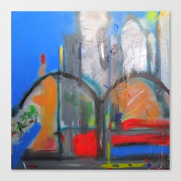 New Yok 2011 Canvas Print