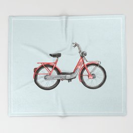 Ciao Throw Blanket