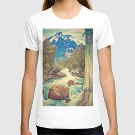 The Walk to Hokodoyama T-shirt