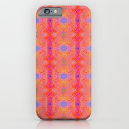 Varietile 42 (Repeating 2) iPhone Case