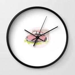 VW-Käfer Wall Clock