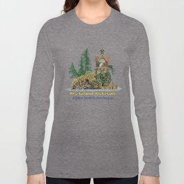 MY ISLAND RETREAT Long Sleeve T-shirt