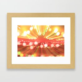beaming no. 361 Framed Art Print