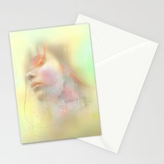 Girl of May Stationery Cards