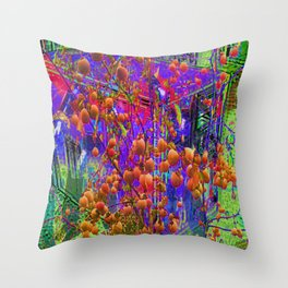 Words That Rattle Round My Head [A Brand New Experiment Series] Throw Pillow