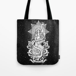 Aquarius (horoscope sign) Tote Bag