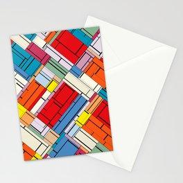 The Burning Rainbow Bridge 151 Stationery Cards