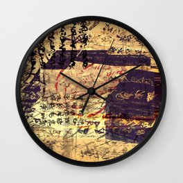 from another point of view Wall Clock
