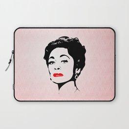 Mommie Dearest - Bring me the Axe! - Pop Art Laptop Sleeve