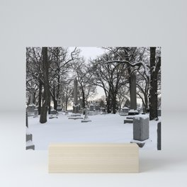 Haunted Winter II Mini Art Print