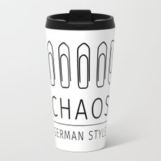 Chaos: German Style Travel Mug