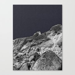 Paper Cliff Canvas Print