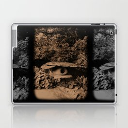 Back in Time (Japan) Laptop & iPad Skin