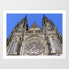 Prague II Art Print