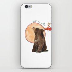 Sniff the Air iPhone & iPod Skin