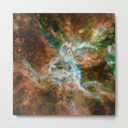 Tarantula Nebula Metal Print