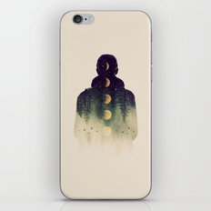 Night Air iPhone Skin