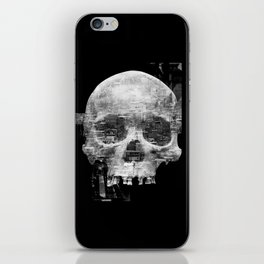 Favela'Skull iPhone Skin